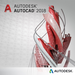 AutoCAD 2018 badge