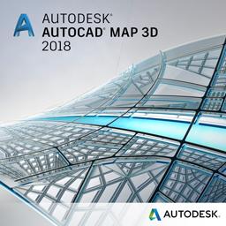 AutoCAD Map 2018 badge