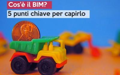 Cos'è il BIM? 5 punti chiave per capirlo