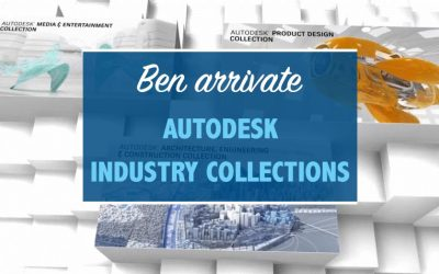 Ben arrivate Autodesk Industry Collection!