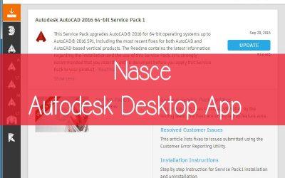 Nasce Autodesk Desktop App