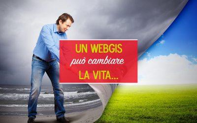 Perché un WebGIS può cambiare la vita alle persone