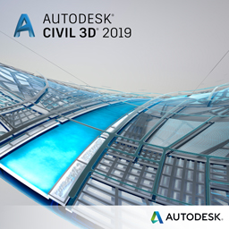 AutoCAD Civil 3D 2018 badge