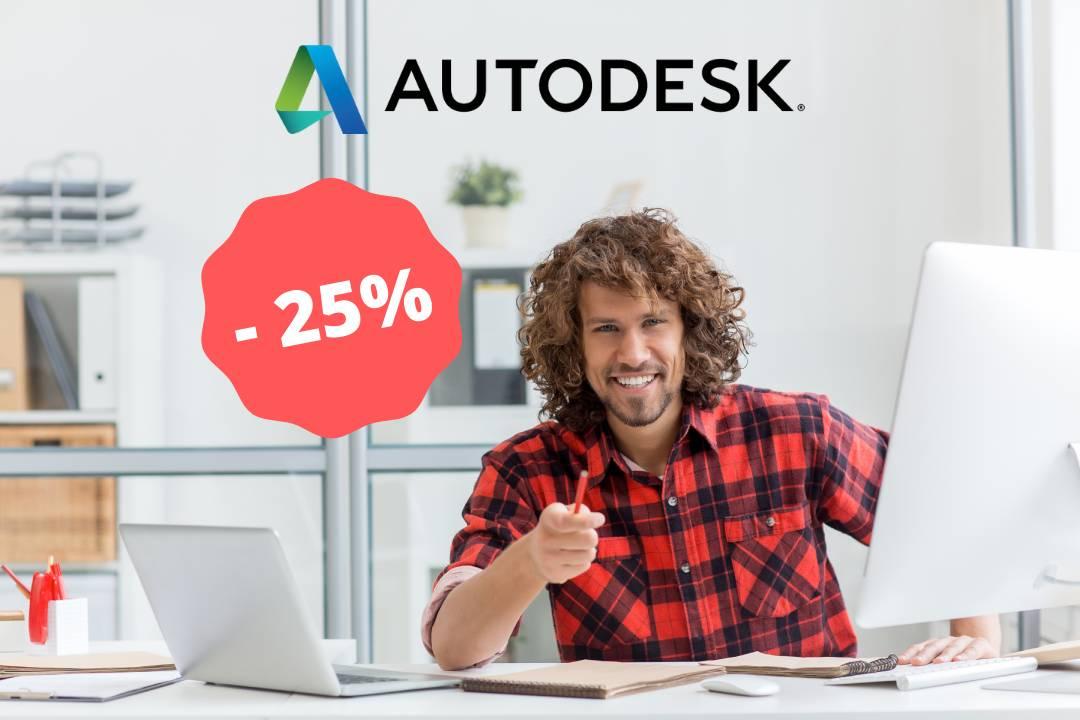 Recupera a prezzo scontato la tua vecchia licenza AutoCAD