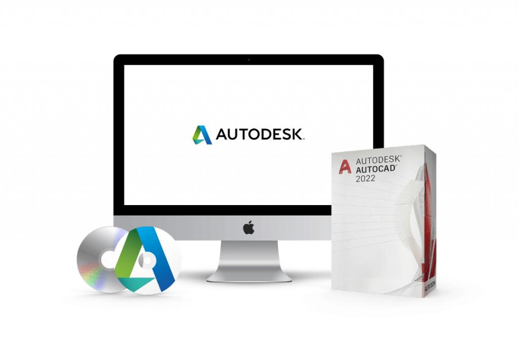 Un PC dove si sta installando AutoCAD