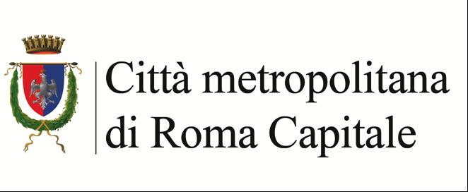 Logo di Roma Città Metropolitana